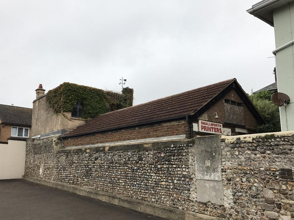 Land Commercial for sale in Arundel Road Littlehampton West Sussex BN17