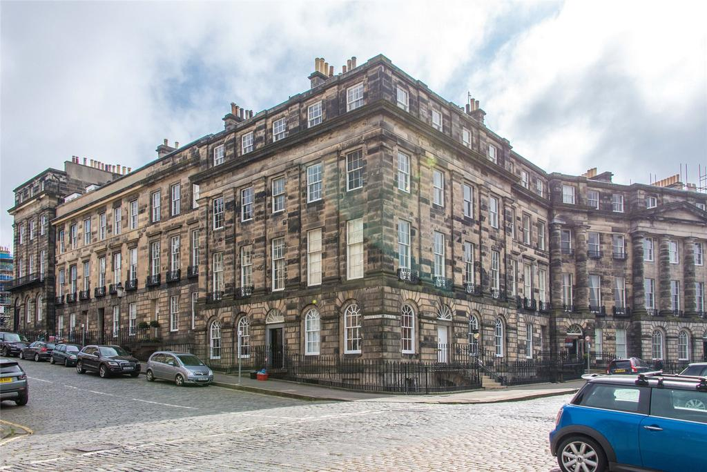 3 Bedrooms Apartment Flat for sale in Forres Street, Edinburgh, Midlothian