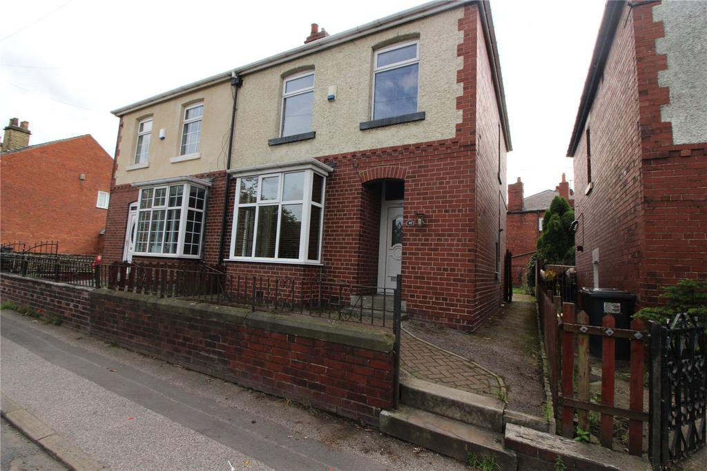 3 Bedrooms Semi Detached House for sale in Church Street, Brierley, Barnsley, South Yorkshire, S72