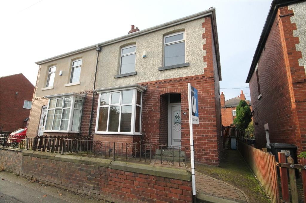 3 Bedrooms Semi Detached House for sale in Church Street, Brierley, Barnsley, S72