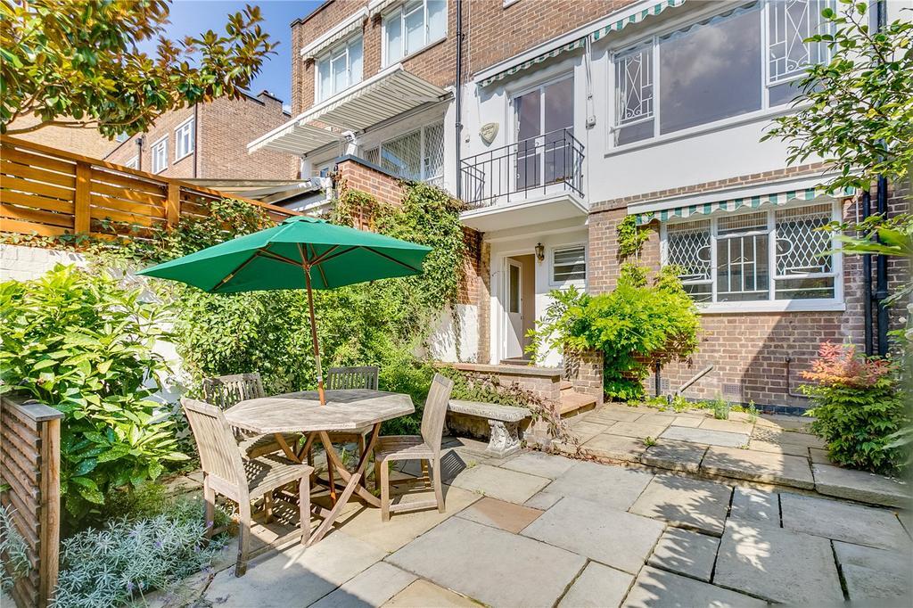 4 Bedrooms Terraced House for sale in Phillimore Gardens, Kensington, London
