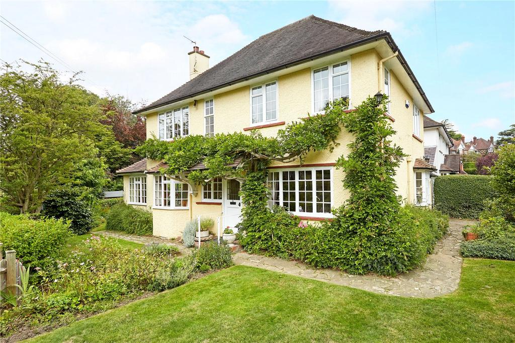 4 Bedrooms Detached House for sale in Madeira Park, Tunbridge Wells, Kent, TN2