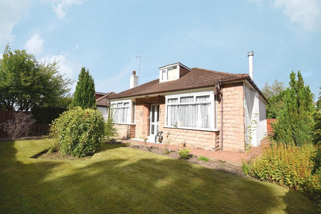 3 Bedrooms Detached Bungalow for sale in Seres Road, Clarkston, Glasgow, G76 7QF