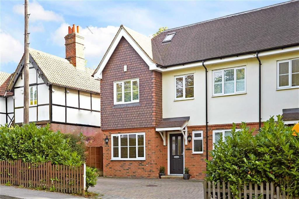 4 Bedrooms Semi Detached House for sale in Leatherhead Road, Oxshott, Surrey, KT22