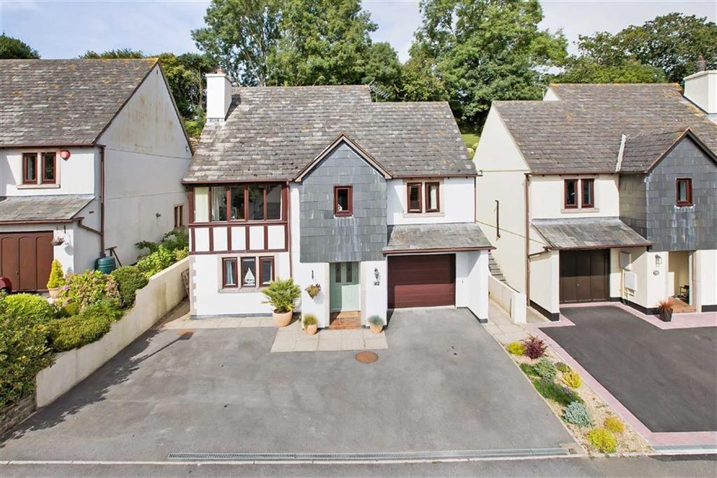 3 Bedrooms Detached House for sale in Copland Meadows, Totnes, Devon, TQ9