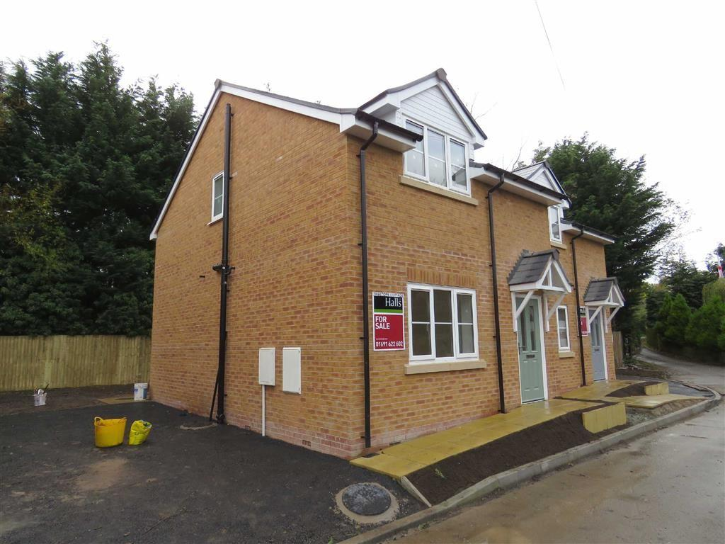 3 Bedrooms Semi Detached House for sale in Bay Tree Close, St Martins, SY11