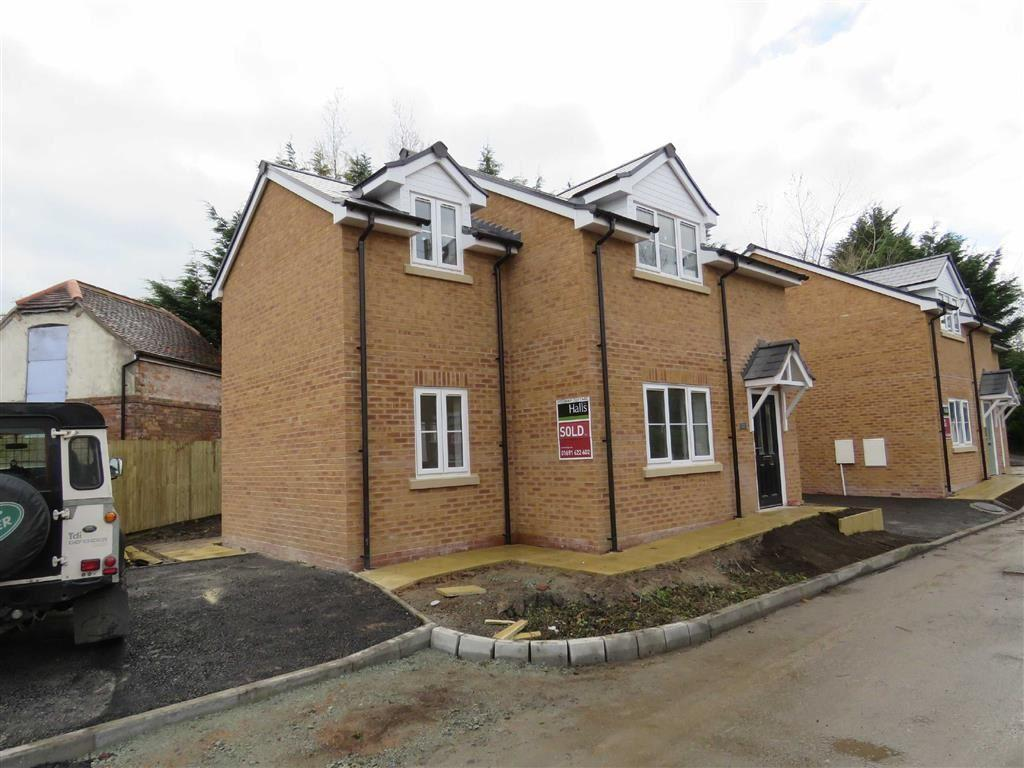 3 Bedrooms Detached House for sale in Bay Tree Close, St Martins, SY11