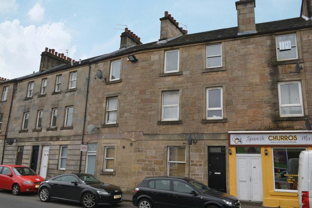 2 Bedrooms Flat for sale in Cowane Street, Stirling, Stirling, FK8 1JW