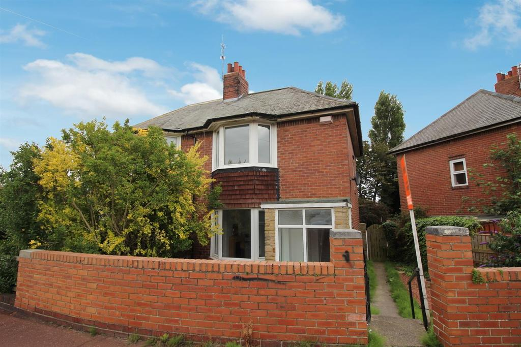 2 Bedrooms Semi Detached House for sale in Carrfield Road, Newcastle Upon Tyne