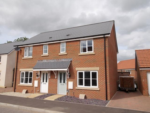3 Bedrooms Semi Detached House for sale in Mills Drive, Wellington TA21
