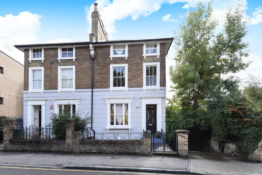 4 Bedrooms Terraced House for sale in Marischal Road, Lewisham