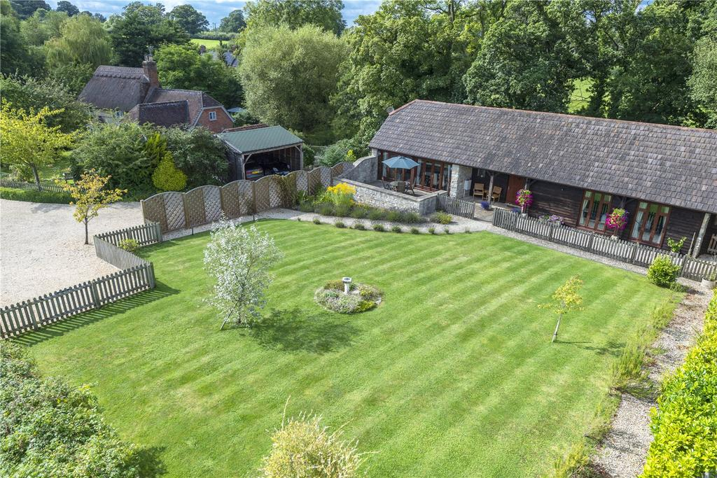 4 Bedrooms Detached House for sale in ., Fontmell Magna, Shaftesbury, Dorset