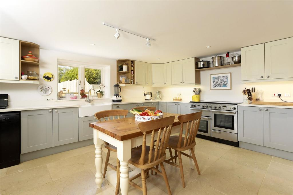 5 Bedrooms Barn Conversion Character Property for sale in Howletts Farm, Shottenden, Canterbury, Kent