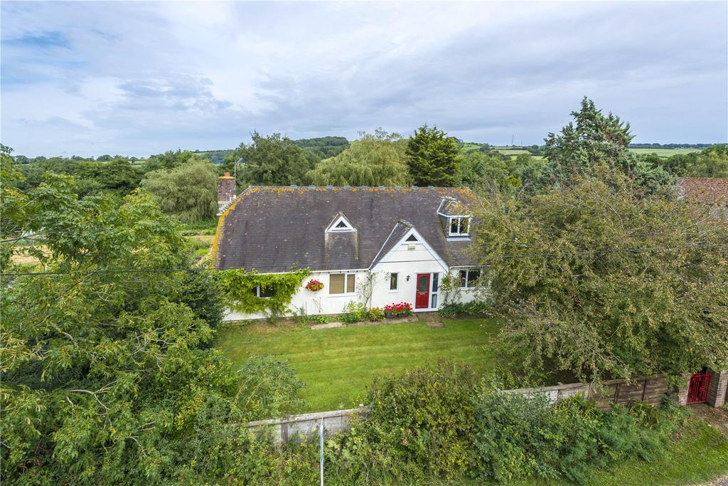 4 Bedrooms Detached House for sale in Stoke Wake, Stoke Wake, Blandford Forum, Dorset