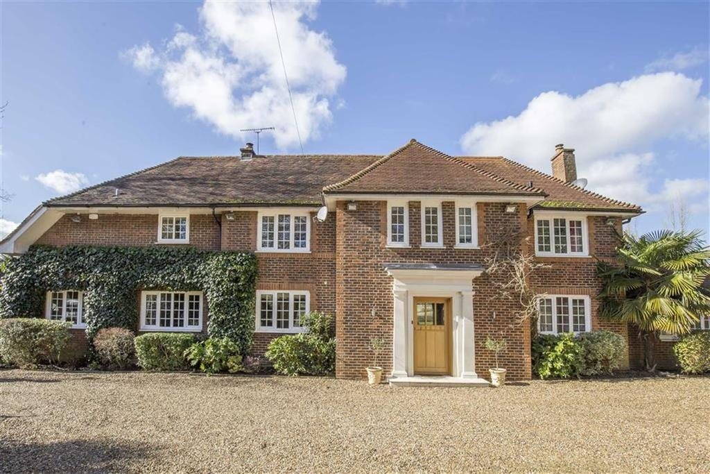 4 Bedrooms Detached House for sale in Vineyards Road, Northaw, Hertfordshire