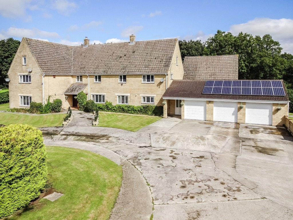 8 Bedrooms Detached House for sale in Minety, Malmesbury, Wiltshire, SN16