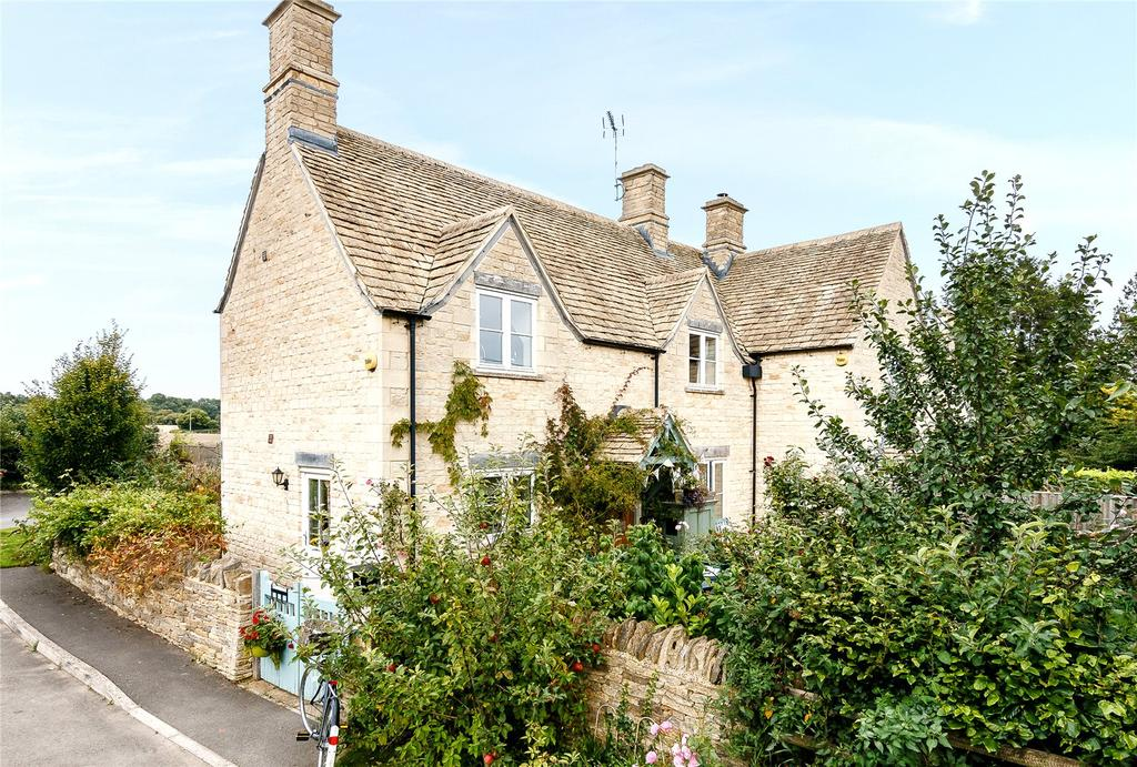 3 Bedrooms House for sale in Barnsley Place, Rodmarton, Cirencester, Gloucestershire, GL7