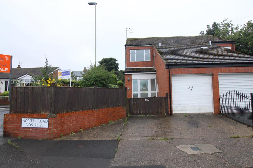 3 Bedrooms House for sale in North Road, East Boldon