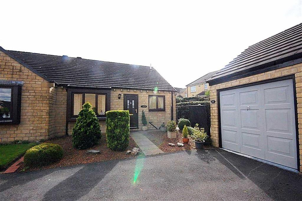 2 Bedrooms Semi Detached Bungalow for sale in Lavender Court, Netherton, Huddersfield, HD4