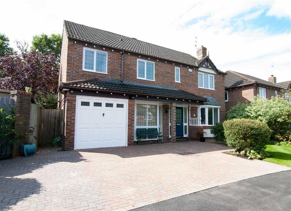 6 Bedrooms Detached House for sale in Tarnbeck Drive, Mawdesley Ormskirk, L40