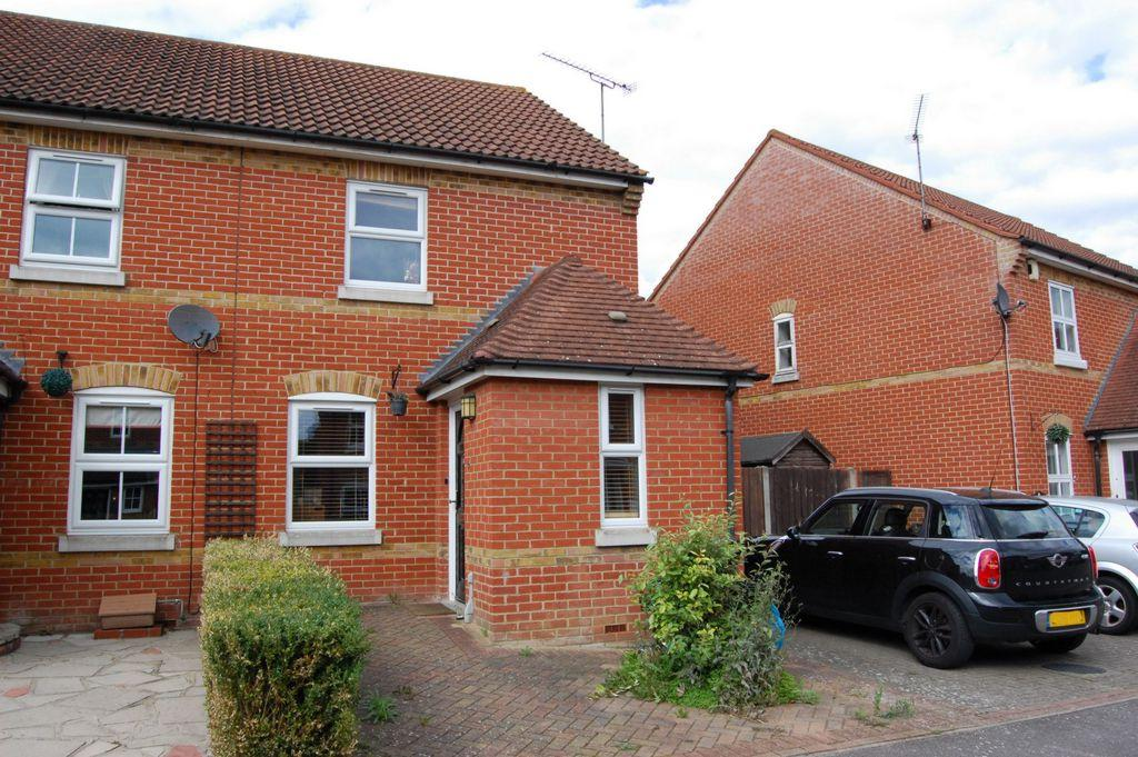 2 Bedrooms End Of Terrace House for sale in Ravenoak Way, Chigwell, IG7