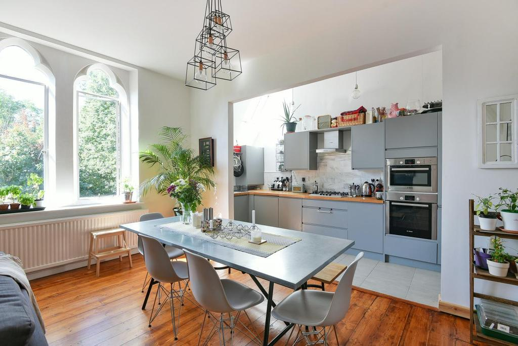 2 Bedrooms Flat for sale in Crystal Palace Park Road, Sydenham