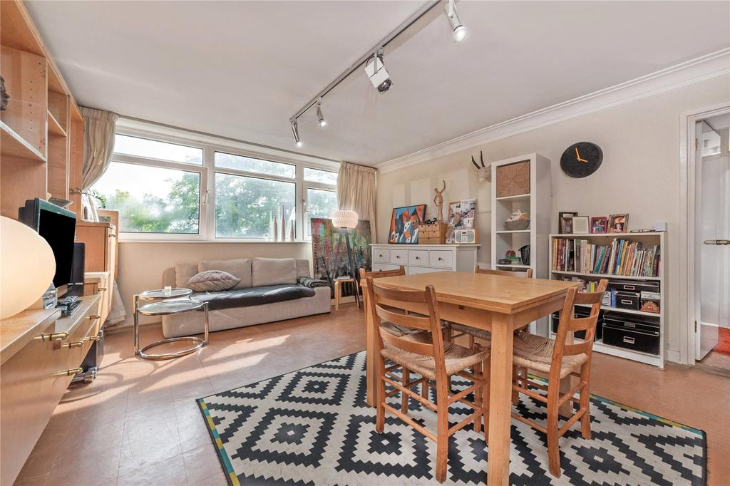 2 Bedrooms Flat for sale in Grovewood, Sandycombe Road, Kew, Surrey
