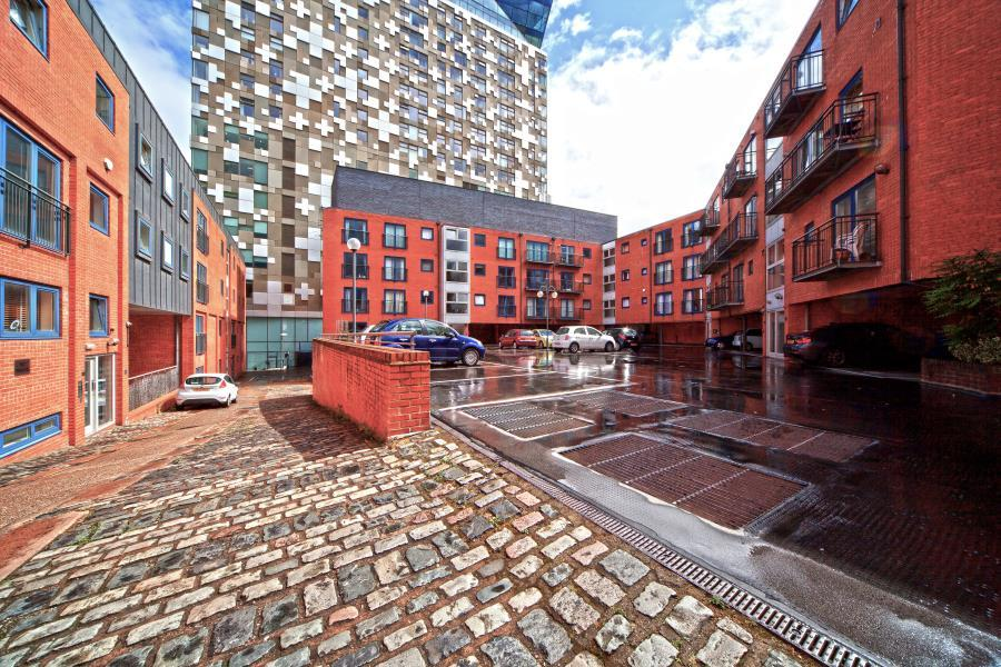 2 Bedrooms Apartment Flat for rent in Washington Wharf, Granville Street