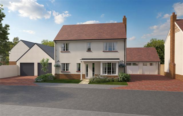 4 Bedrooms Detached House for sale in Cullompton EX15 1NJ