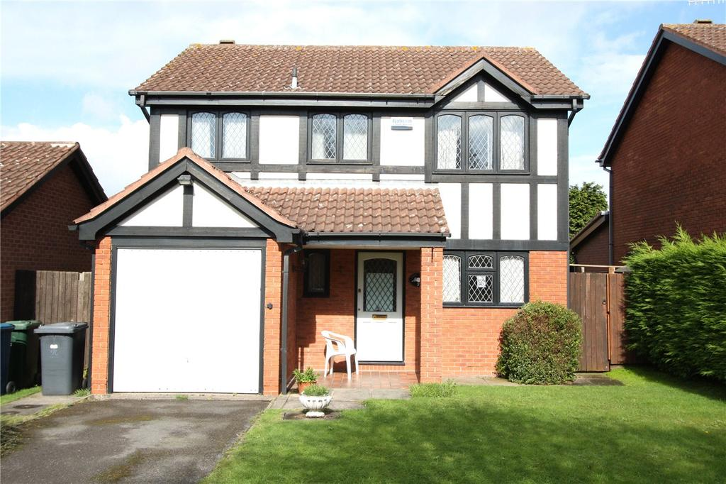 3 Bedrooms House for sale in Exbury Gardens, West Bridgford, Nottingham, NG2
