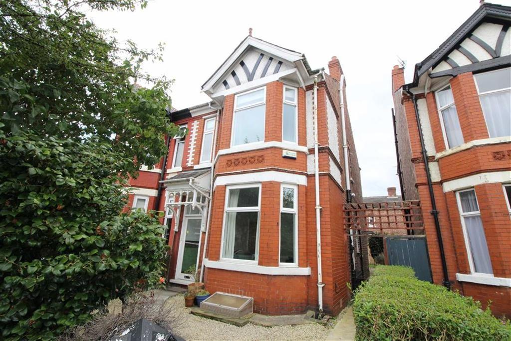 3 Bedrooms Semi Detached House for sale in Oswald Road, Chorlton, Chorlton