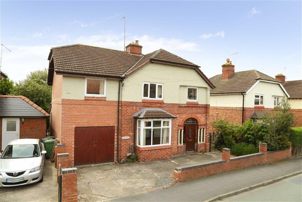 5 Bedrooms Detached House for sale in Cambria Avenue, Ellesmere, SY12