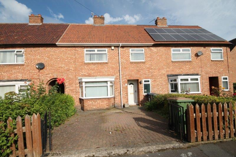 3 Bedrooms Terraced House for sale in Henry Taylor Court, Ormesby, Middlesbrough