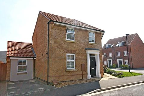 3 bedroom detached house for sale - Warwick Close, Bourne, PE10