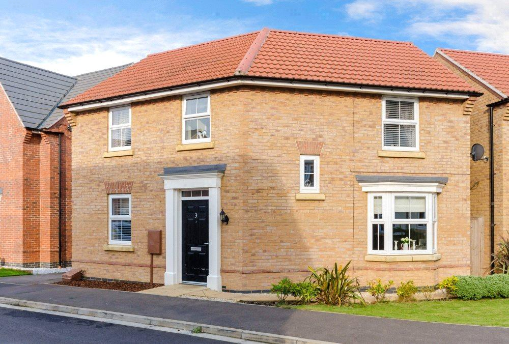 3 Bedrooms Detached House for sale in Warwick Close, Bourne, PE10