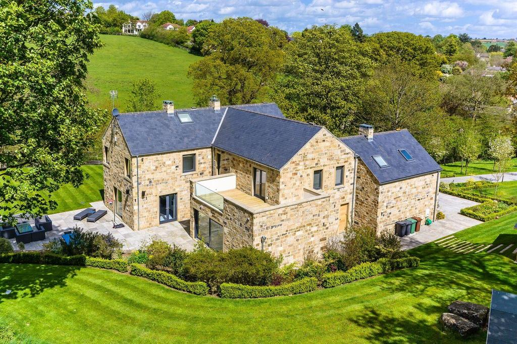 6 Bedrooms Detached House for sale in Church Lane, Bardsey