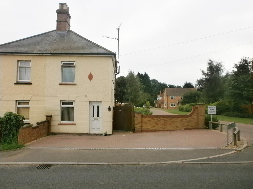 2 Bedrooms Semi Detached House for sale in New Road, Sutton Bridge, Spalding, Lincolnshire, PE12