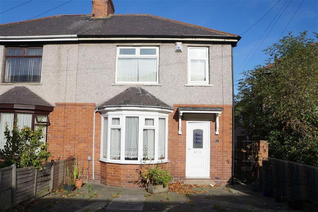3 Bedrooms Semi Detached House for sale in Brieryside, Newcastle Upon Tyne, NE5