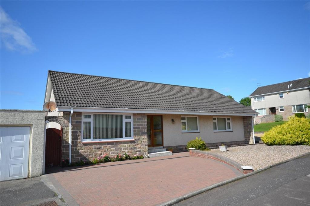3 Bedrooms Detached Bungalow for sale in 1 The Mote, Alloway, KA6 6BZ