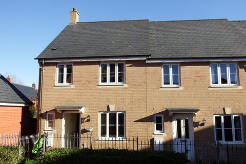 3 bedroom semi-detached house to rent - Bathern Road, Exeter EX2