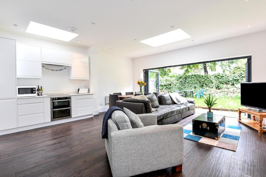 4 Bedrooms Flat for sale in Louisville Road, Balham