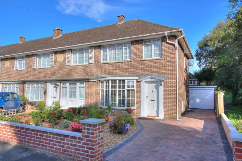3 Bedrooms End Of Terrace House for sale in Ionic Close, Scantabout, Chandlers Ford