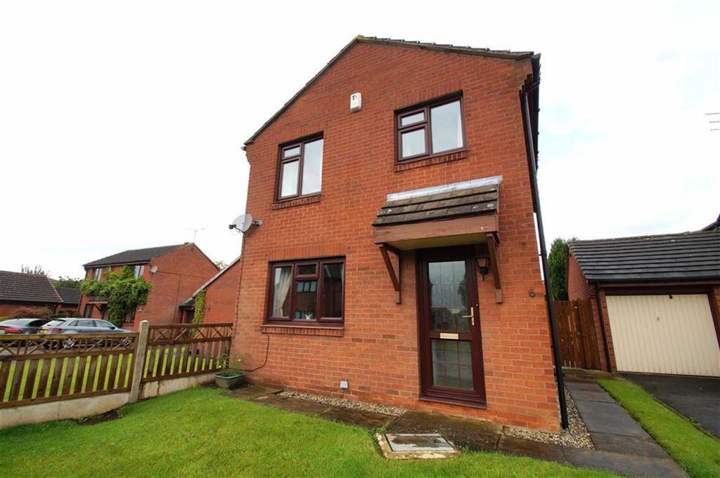 3 Bedrooms Detached House for sale in Hertford Fold, Leeds
