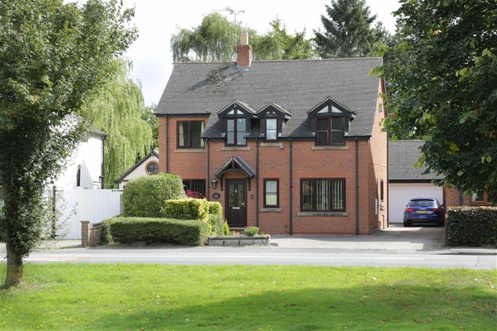 4 Bedrooms Detached House for sale in Audlem Road, Hankelow, Cheshire