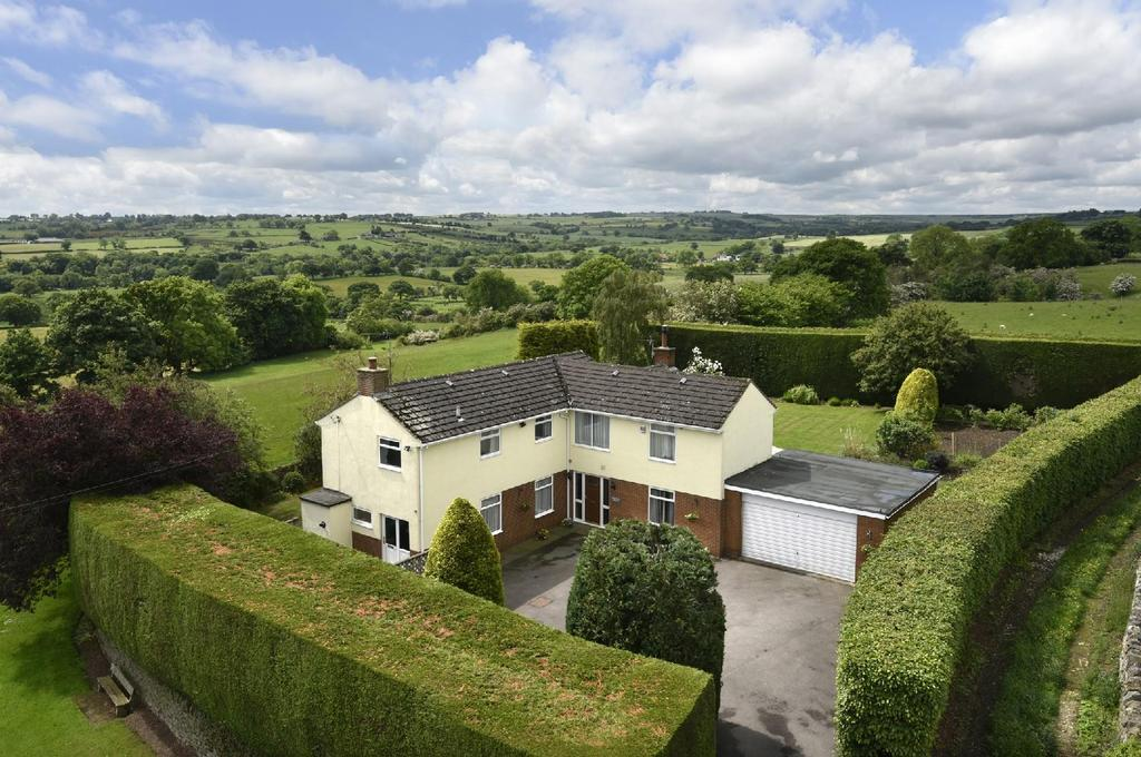 5 Bedrooms Detached House for sale in Longfield House, Hamsterley, Bishop Auckland