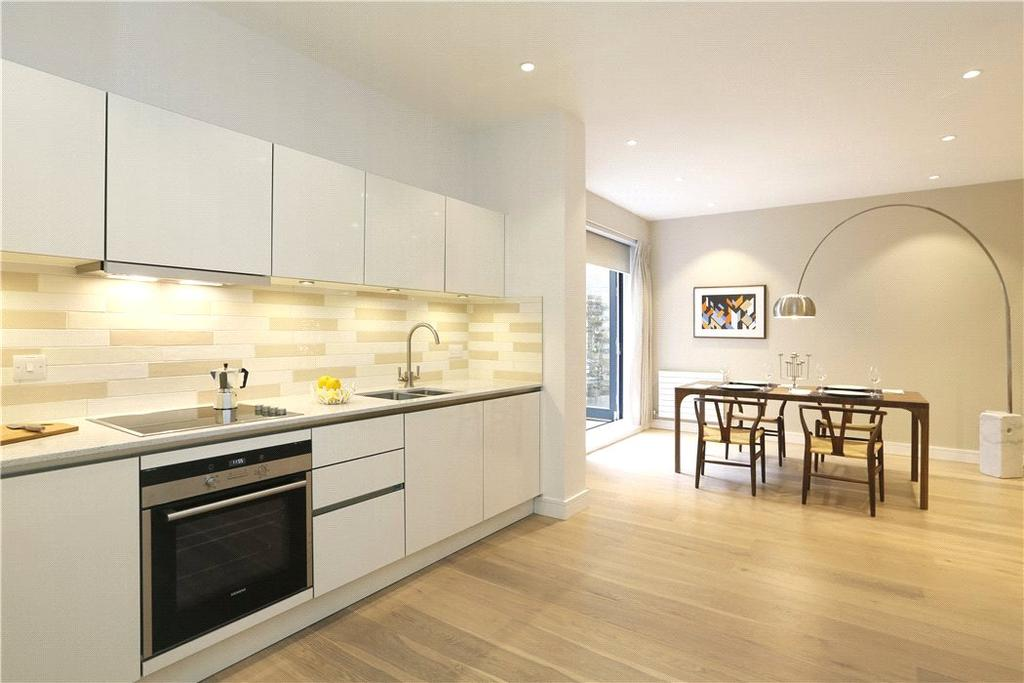 2 Bedrooms Flat for sale in The Printworks, New Kings Road, Fulham, SW6