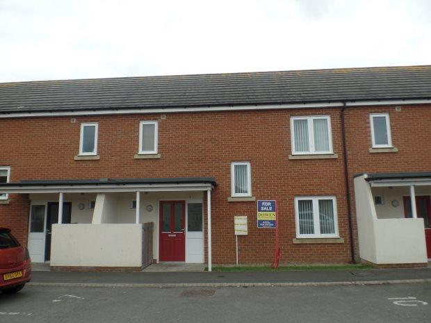 3 Bedrooms Terraced House for sale in BRANDLINGS COURT, SHOTTON, PETERLEE AREA VILLAGES