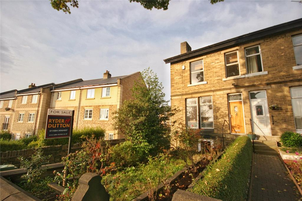 4 Bedrooms End Of Terrace House for sale in Wheathouse Road, Huddersfield, West Yorkshire, HD2