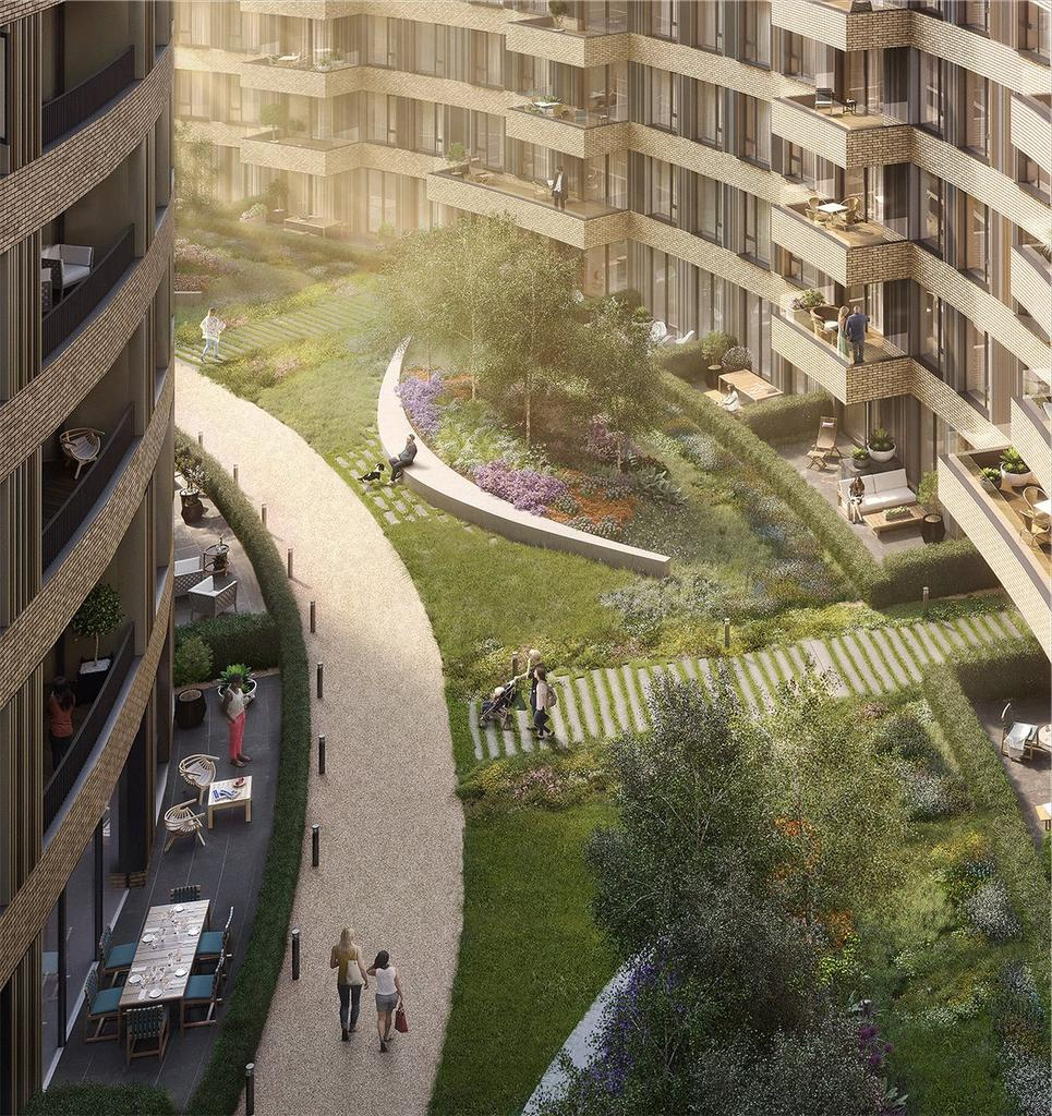 2 Bedrooms Flat for sale in Television Centre, 101 Wood Lane, London, W12
