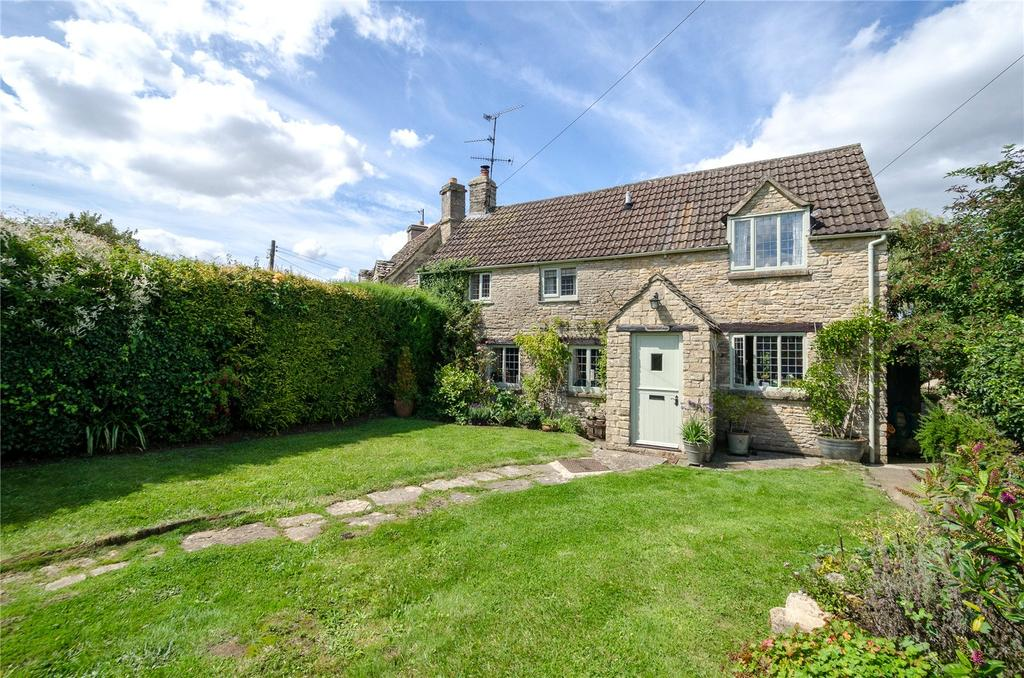 4 Bedrooms Semi Detached House for sale in Oaksey, Malmesbury, Wiltshire, SN16